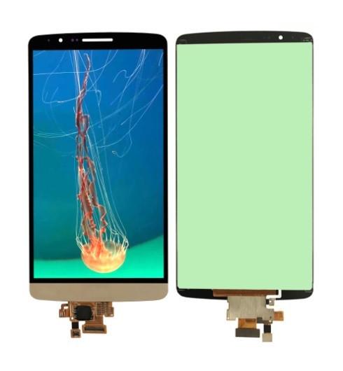 Дисплей для LG D850 | D851 | D855 | D856 | LS990 | D858 | D859 | VS985 | Optimus G3 с сенсором (Золотой)