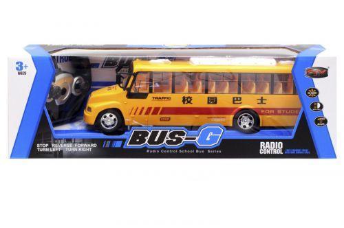 """Школьный автобус """"BUS-G"""" на радиоуправлении 666-677A"""