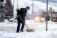 Сезонные работы уборка снега