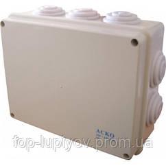 Распределительная коробка АСКО-УКРЕМ 200х155х80 мм