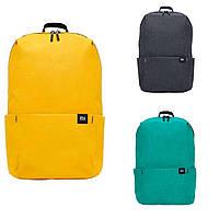 Рюкзак городской молодежный Xiaomi: 3 цвета, мужской/женский