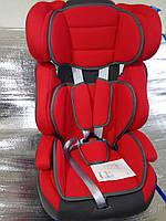 Автокресло детское Z-12  красный, фото 1