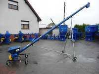 Шнековий погрузчик/ транспортер діаметром 110 см та довжиною 9 м