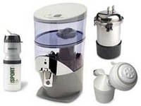 Система PiMag WaterFall™ для фильтрации воды (Япония).