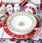 Посуд Різдвяна колекція від Лефард