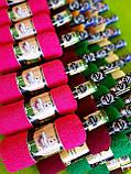 Подарок из махрового полотенца 50*90 Бутылка в тубусе Domiko, фото 4