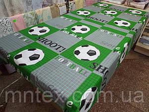 Ткань для пошива постельного белья бязь голд  Футбол