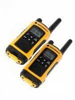 Радиостанция Motorola TLKR-T80EXT QUAD