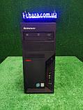 """Комплект настроенный Lenovo, 4 ядра, 4 ГБ, 320 Гб HDD + PVA  монитор 22"""" NEC ( комфортный для глаз), фото 4"""