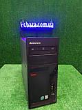 """Комплект настроенный Lenovo, 4 ядра, 4 ГБ, 320 Гб HDD + PVA  монитор 22"""" NEC ( комфортный для глаз), фото 5"""