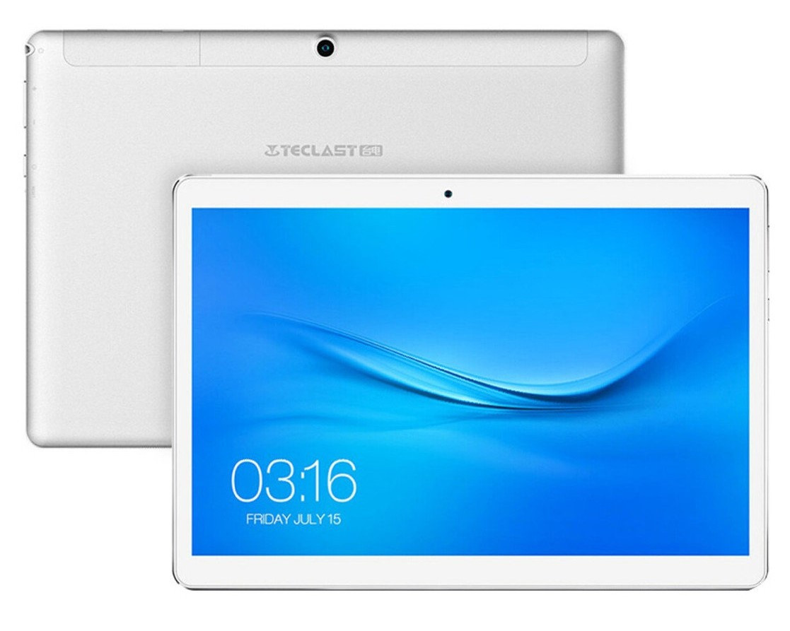 "Teclast TPad A10S 10.1"" Android 7.0 2/32 Gb."