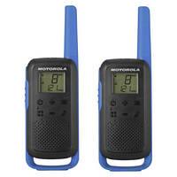 Рация Motorola Talkabout T62 Blue Twin Pack &amp, Chgr WE