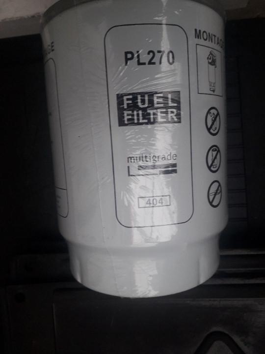 Фильтр топливный без крышки-отстойника DAF, КAMAZ ЕURO-2, (270л/час)