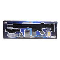 """Автомат """"SCAR"""" с гелевыми пулями (черный) HC218674"""
