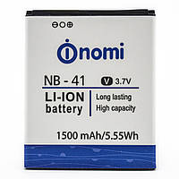 Аккумулятор Nomi NB-41 для i400 Beat оригинал