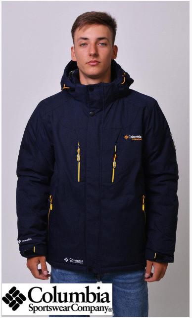 Куртка Коламбия зимняя