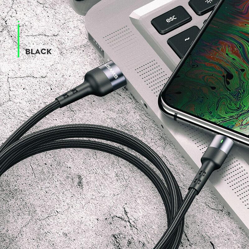 Зарядный кабель Data Cable USB Lightning Usams US-SJ311 U26 1m