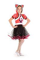 Детский карнавальный костюм Кошка «Мяу» на рост 130-140 см, фото 1