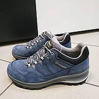 Кроссовки кожаные темно-синие Grisport Waterproof, 37