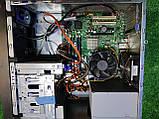 """Комплект игровой Lenovo, 4 ядра, 4 ГБ, 500 Гб HDD, ATI HD 7570 1GB +монитор 22"""" Dell, фото 3"""