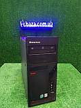 """Комплект игровой Lenovo, 4 ядра, 4 ГБ, 500 Гб HDD, ATI HD 7570 1GB +монитор 22"""" Dell, фото 5"""