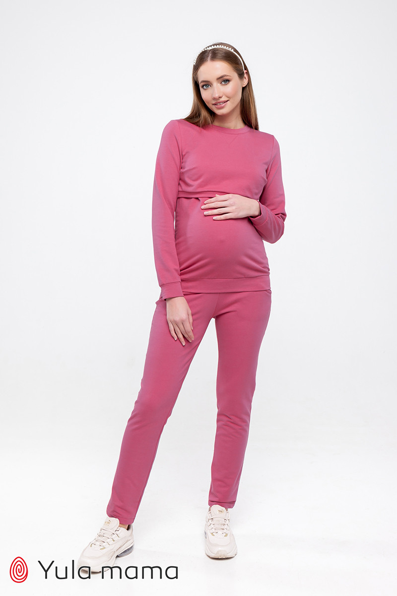 Спортивный костюм для беременных и кормящихKORTNEY ST-49.052