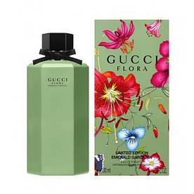 Женская туалетная вода Gucci Flora Emerald Gardenia
