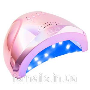 UV/LED лампа SUN One Holographic на 48 Вт, Pink