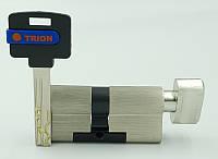 Цилиндр для замка Trion K Series 90 45+45 SN KNOB № 5