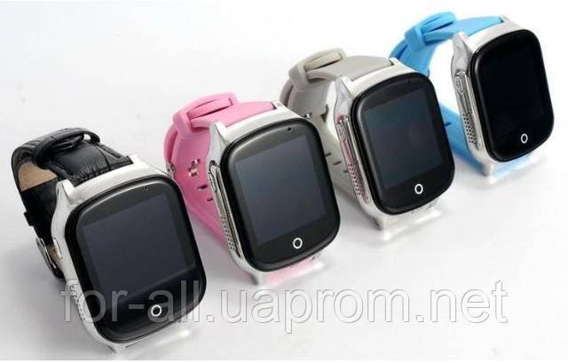 Фото часов с трекером Smart GPS Watch A19 (T100)