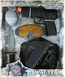 """Набор полицейского """"SWAT Team"""" 0324A"""