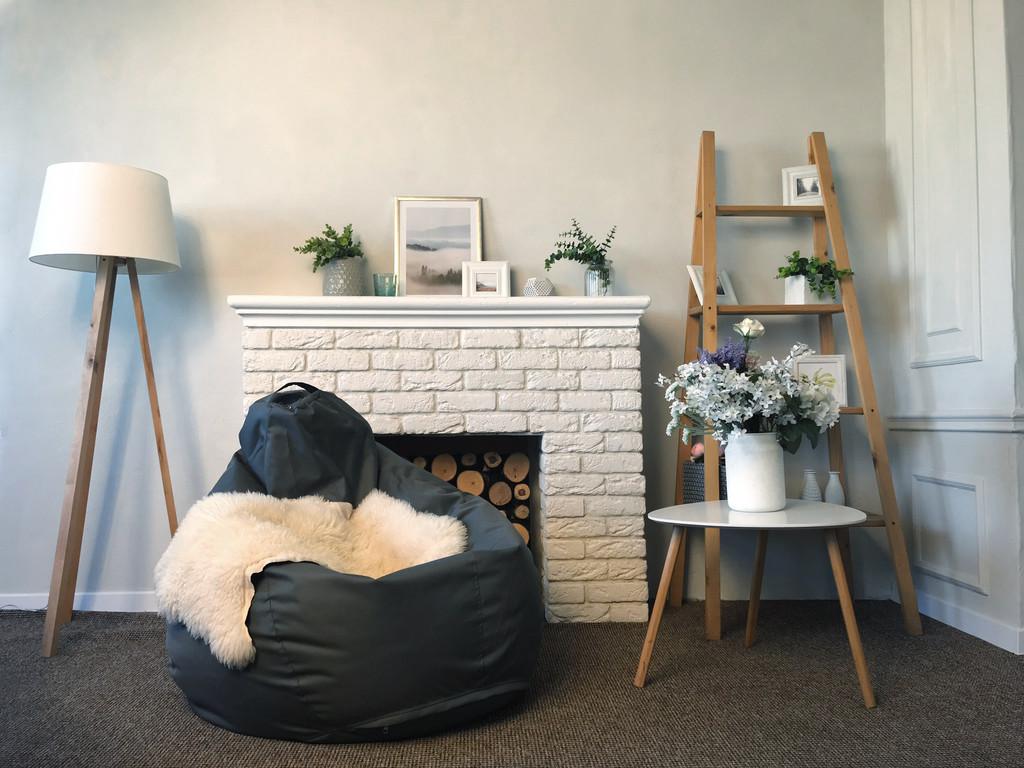 Кресло-груша, Размер S, M, L, в разных стилях интерьера