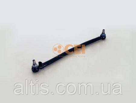 Продольная рулевая тяга 815/865mm MK/SK MB CEI (Италия)