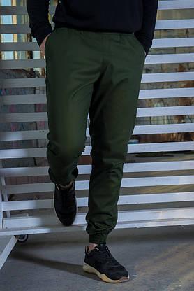 Штаны карго Intruder мужские хаки, фото 2