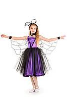 Детский карнавальный костюм Летучая мышка на рост 140-150 см, фото 1