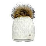 Зимняя шапка для девочки, David's Star.2068, от 7 до 13 лет, фото 3