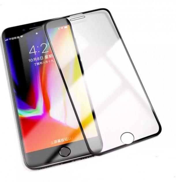 Защитное стекло 5D Strong for iPhone X