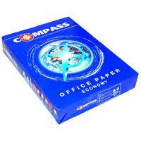 Compass economy офисная бумага А5 75г/м2