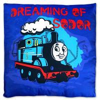 Декоративная подушка для мальчиков Thomas 40/40 cm