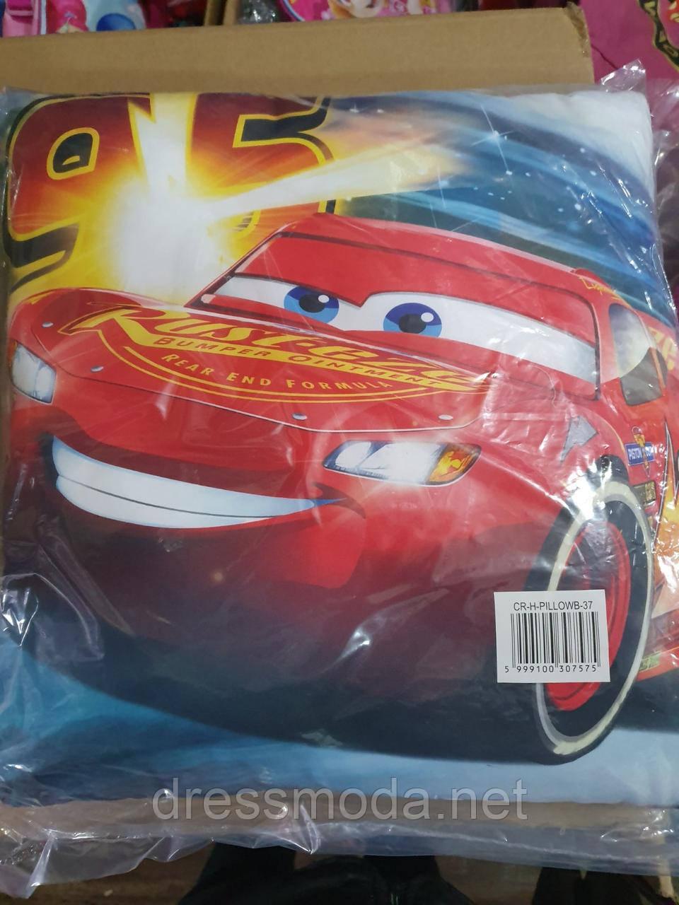 Декоративная подушка для мальчиков Cars 40/40 cm