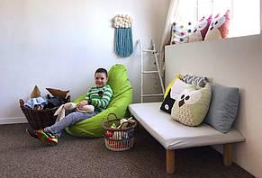Кресло-груша, Размер S, M, L, в разных стилях интерьера 4