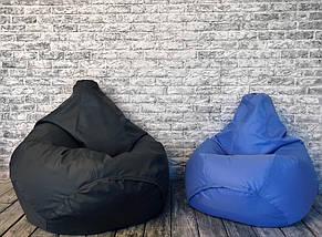 Кресло-груша, Размер S, M, L, в разных стилях интерьера 8