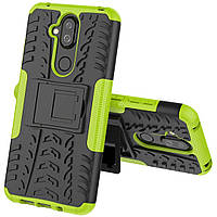 Чехол Armor Case для Nokia 7.1 Plus / Nokia 8.1 (X7) Лайм