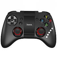 Беспроводной Bluetooth геймпад Hoco GM3 Continuous Play Black