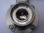 Нержавеющий клапан сварка/гайка DN 150, фото 5