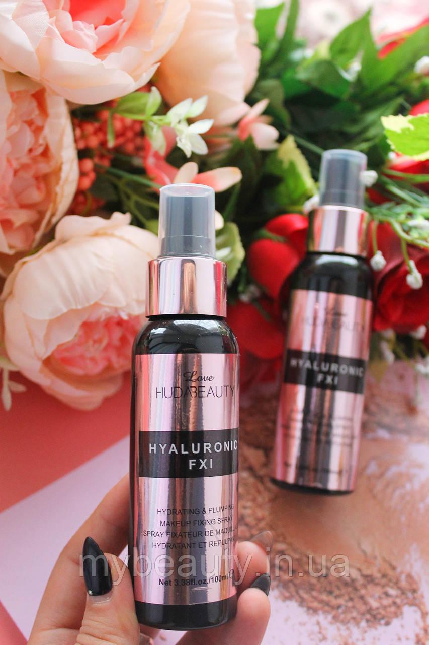 Спрей-фиксатор Huda Beauty Hyaluronic FIX Makeup fixing spray