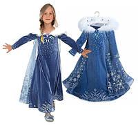 Платье детское нарядное на новогодний утренник праздник сукня дитяча святкова