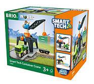 BRIO World Smart Tech Подъёмный кран 33962, фото 2