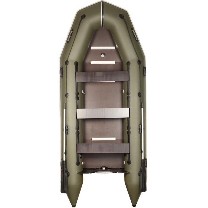 Надувная лодка Bark BT-420S