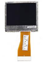 Дисплей (LCD) для цифрового фотоаппарата Canon A300, в рамке, оригинал